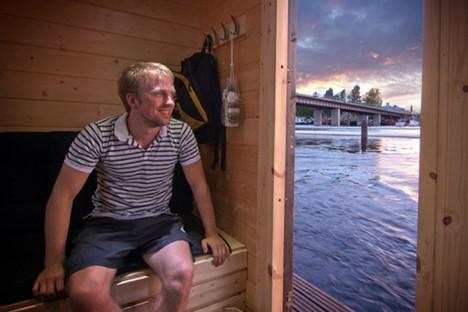 diy sauna 3