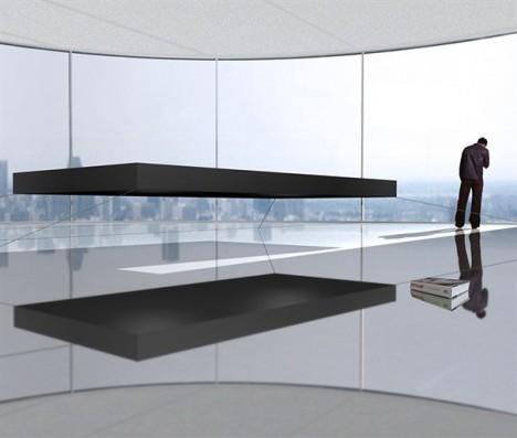 floating bed 3