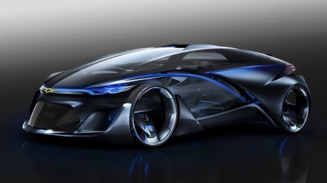 future cars chevrolet FNR 1