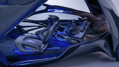 future cars chevrolet FNR 3