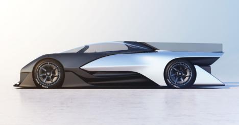 future cars faraday future