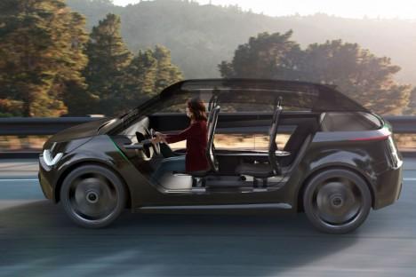 future cars ideo