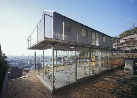 glass boxes rokko 2