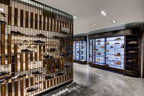 modern retail furniture. Retail Skechers 2 Modern Furniture