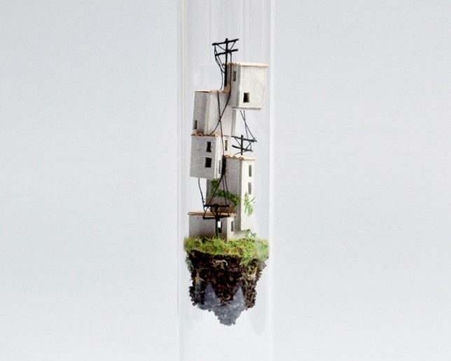 test tube architecture