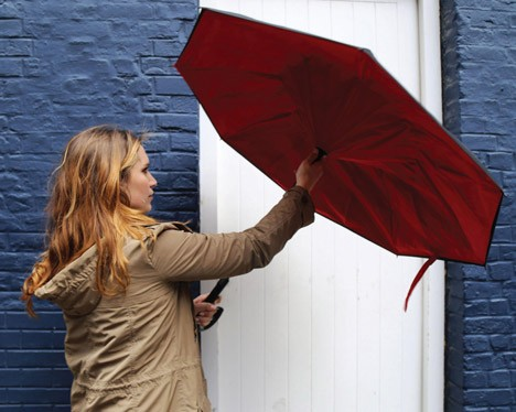 umbrella double canopy layer