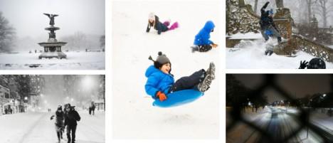 winter storm photos