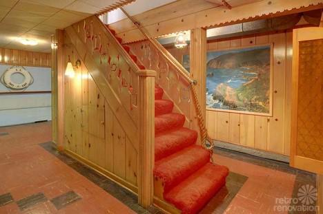 40s seattle house basement