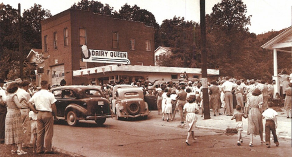 Abandoned Dairy Queen 1a Founded