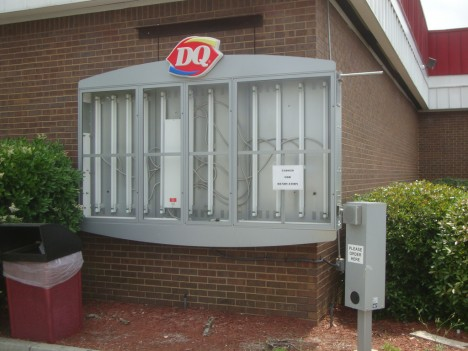 Out Cold 12 Closed Amp Abandoned Dairy Queen Stores Urbanist