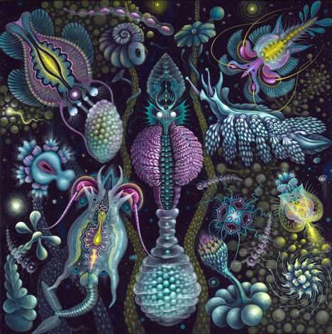 animal art underworlds