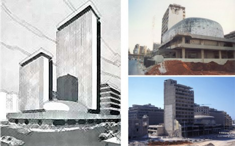 beirut city center plan