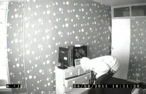 capture house thief