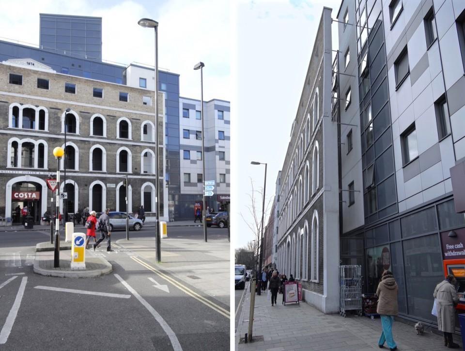 facade combination abomination