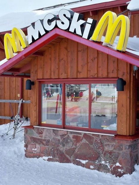 mcdonalds ski-through 3