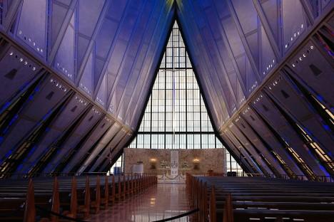 modern air force chapel 2