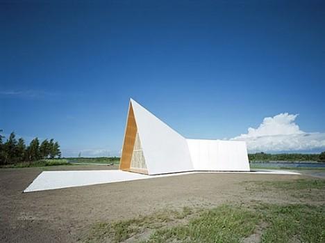 modern ecumenical chapel AOA 3