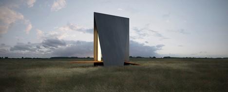 modern minimalist chapel