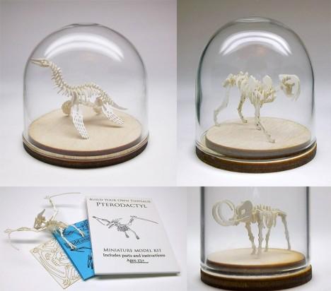 paper dino skeletons 3