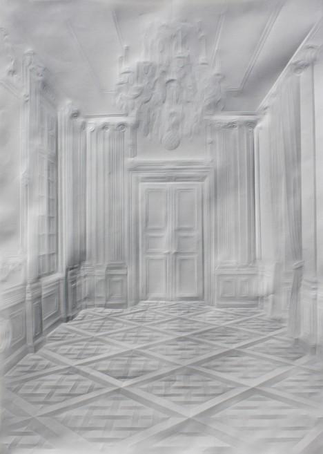 paper interior portraits