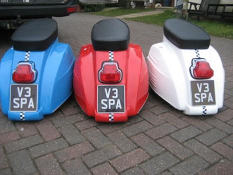 vespa inspired seats 2