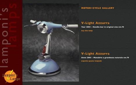 vespa lamp 1
