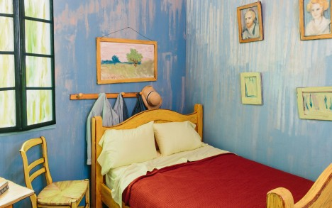 air bnb van gogh 3