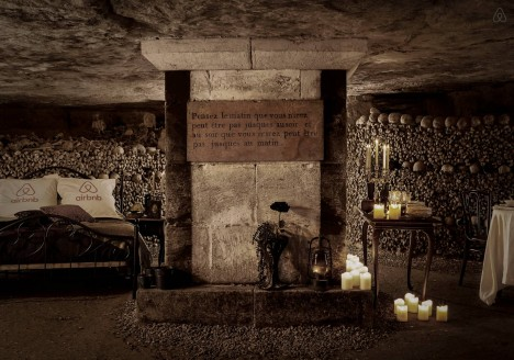 airbnb catacombe