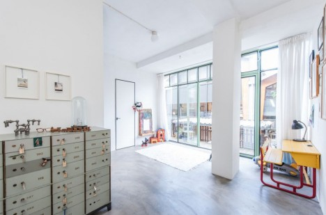apartment remodel industrial garage 2