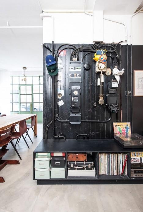 apartment remodel industrial garage 4
