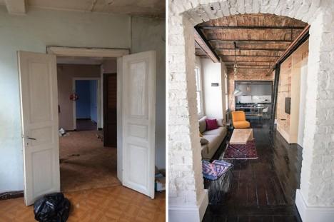 apartment remodel istanbul 1