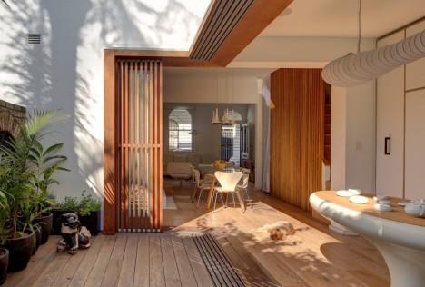 apartment remodel terrace 2