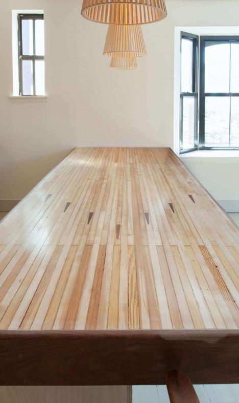 apartment remodel wood 2