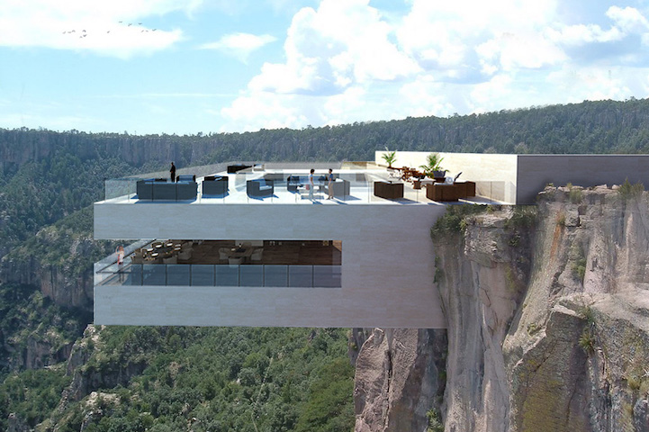 cliffside canyon bar