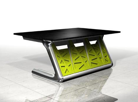 disaster design life desk