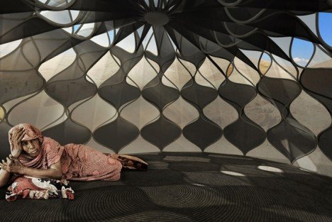 disaster design woen dome 3