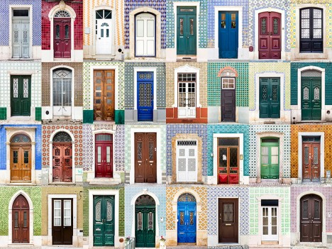 doors of portugal