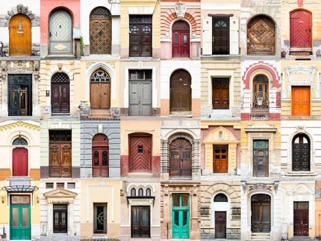 doors of romania