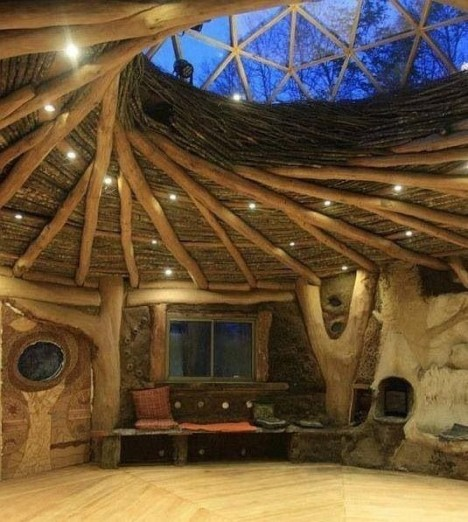 Glass Roof House beyond the glass ceiling: 14 houses & hotels made for stargazing