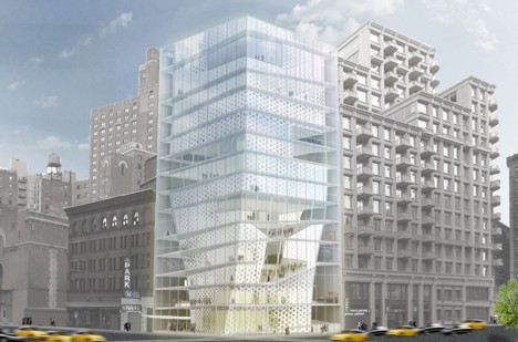 Nothing to Hide: Open Glass Islamic Culture Center for NYC
