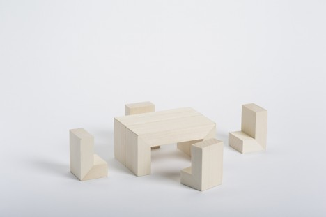 mini modernists home puzzle 3