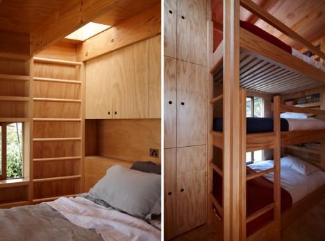 mobile cabin hut on sleds 4