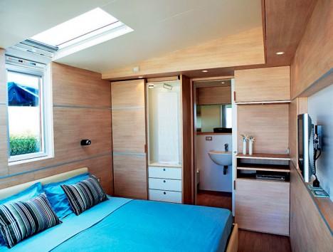 mobile cabins hangar 4