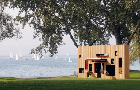mobile cabins walden 1