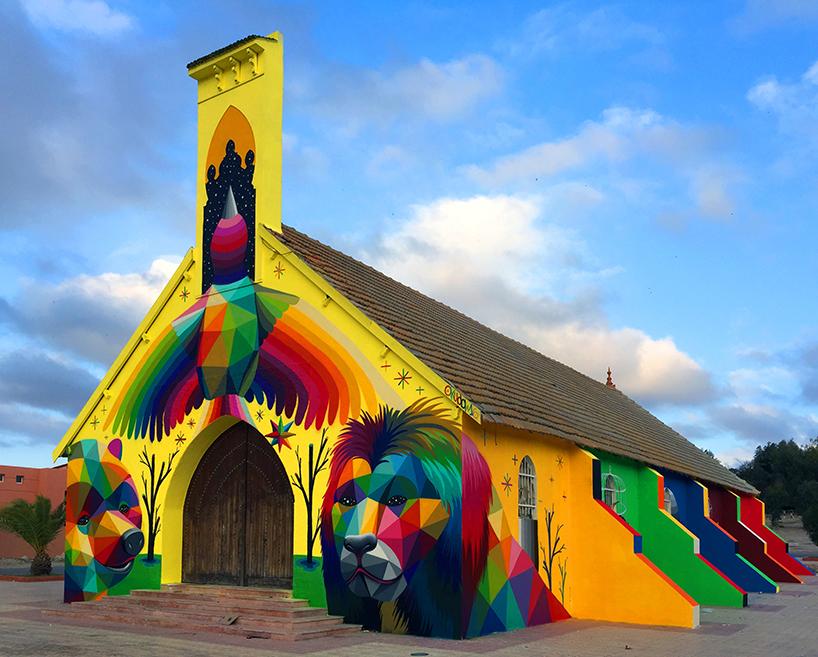 okuda church