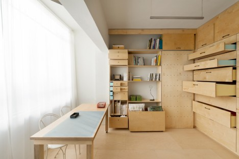plywood artist studio 2