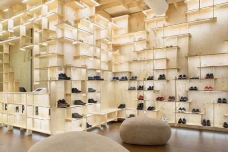 plywood store milan 2