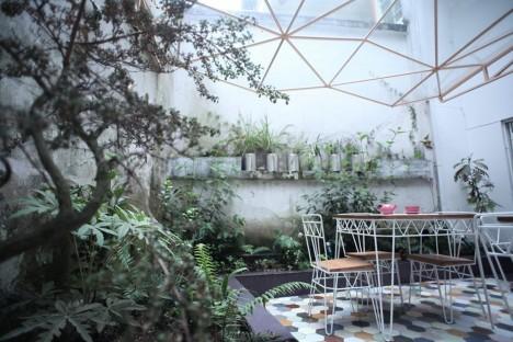 sculptural glass roof 2