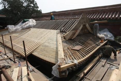 secret garden roof