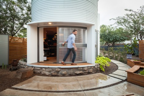 silo house 12